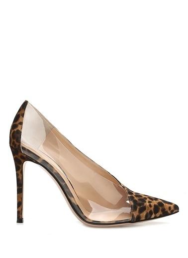 Gianvito Rossi Ayakkabı Leopar